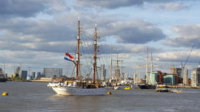 Tall Ships Royalty Free Stock Images
