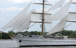 Tall Ships Royalty Free Stock Photos