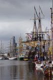 Tall Ships Race Stock Images