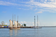Tall Ships Races Stock Image
