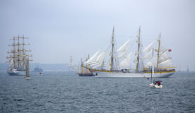 Tall Ships Regatta Royalty Free Stock Photography