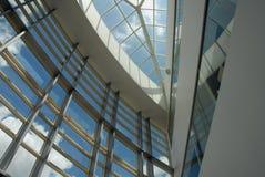 Tall skylight Stock Image
