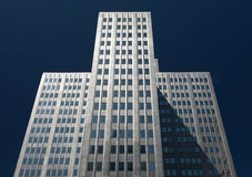 Tall Skyscrapper with Blue Sky Royalty Free Stock Photography