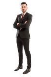Tall and successful business man Royalty Free Stock Photography