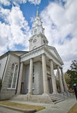 Tall Tall Steeple Royalty Free Stock Photo