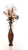 Tall Vase of Foliage Royalty Free Stock Photos