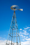 Tall Water Pumping Windmill Stock Images