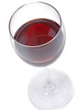 Tall Wine Glass Red Wine Royalty Free Stock Photos