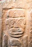 Talla antigua de la piedra Fotos de archivo libres de regalías