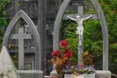 Talla de Jesús Imagenes de archivo