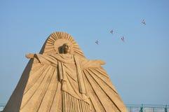 Talla de la arena Foto de archivo