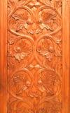 Talla de la madera Imagen de archivo libre de regalías