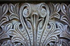 Talla de la piedra arenisca Fotografía de archivo libre de regalías