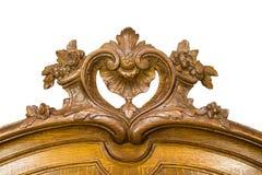Talla de madera Imagen de archivo