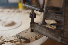 Talla de madera fotos de archivo libres de regalías