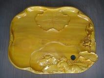 Talla de madera de Jianchuan Imagen de archivo libre de regalías