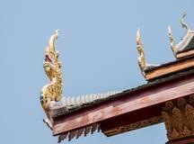 Talla de madera del dragón imágenes de archivo libres de regalías