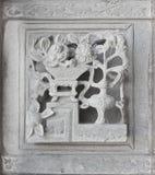Talla de piedra Imagenes de archivo