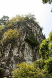 Talla de piedra en Guilin, China Imagenes de archivo