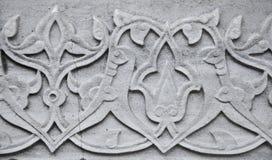 Talla del mármol del otomano Foto de archivo
