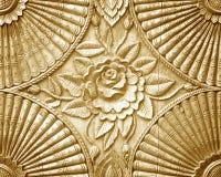 tallado en el fondo de madera Imagen de archivo libre de regalías