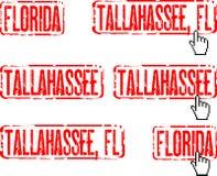 Tallahassee, Флорида Стоковое Изображение RF