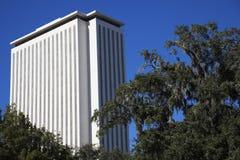 Tallahassee, Florida - condizione Campidoglio Fotografia Stock Libera da Diritti