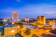 Tallahassee, Florida, de V.S. Stock Afbeelding