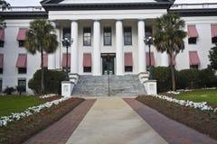 Tallahassee, Florida - het Oude Capitool van de Staat Stock Fotografie