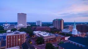 Tallahassee Florida Skyline stock video footage