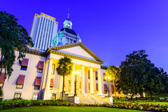 Tallahassee State House Royalty Free Stock Photos