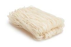 Tallarines de arroz Foto de archivo libre de regalías