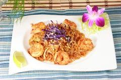 Tallarines de arroz Imagen de archivo