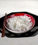 Tallarines de arroz de Asia Foto de archivo libre de regalías