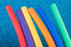 Tallarines del Aqua en agua Imagen de archivo libre de regalías