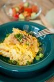 Tallarines del queso de los macarrones o de huevo del spatzle Fotos de archivo libres de regalías