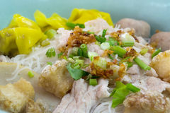 Tallarines tailandeses, comida tailandesa fotos de archivo libres de regalías