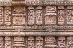 Tallas antiguas de la piedra arenisca Imagenes de archivo
