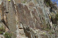 Tallas de la roca fotos de archivo libres de regalías
