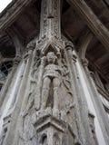 Tallas de madera Fotos de archivo