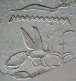 Tallas de piedra egipcias antiguas Imagenes de archivo