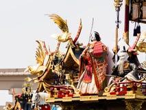 Tallas del flotador del festival de Takayama Fotografía de archivo libre de regalías