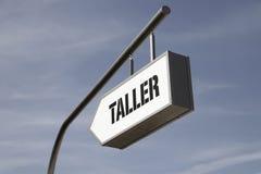 Taller Stock Image