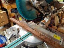 Taller de la artesanía en madera Foto de archivo