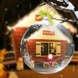 Taller de Santa Fotos de archivo libres de regalías