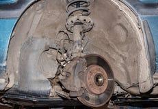 Taller del metal. imagenes de archivo