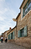 Taller del mijo de Jean Francois del pintor Imagen de archivo libre de regalías