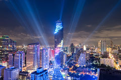 Tallest building in Bangkok Stock Image