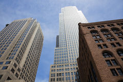 Tallest building in Cleveland stock images