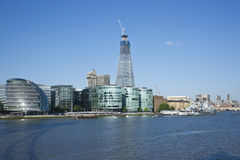 Tallest Building in London Stock Image